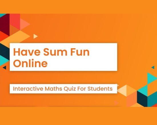 Have Sum Fun Online