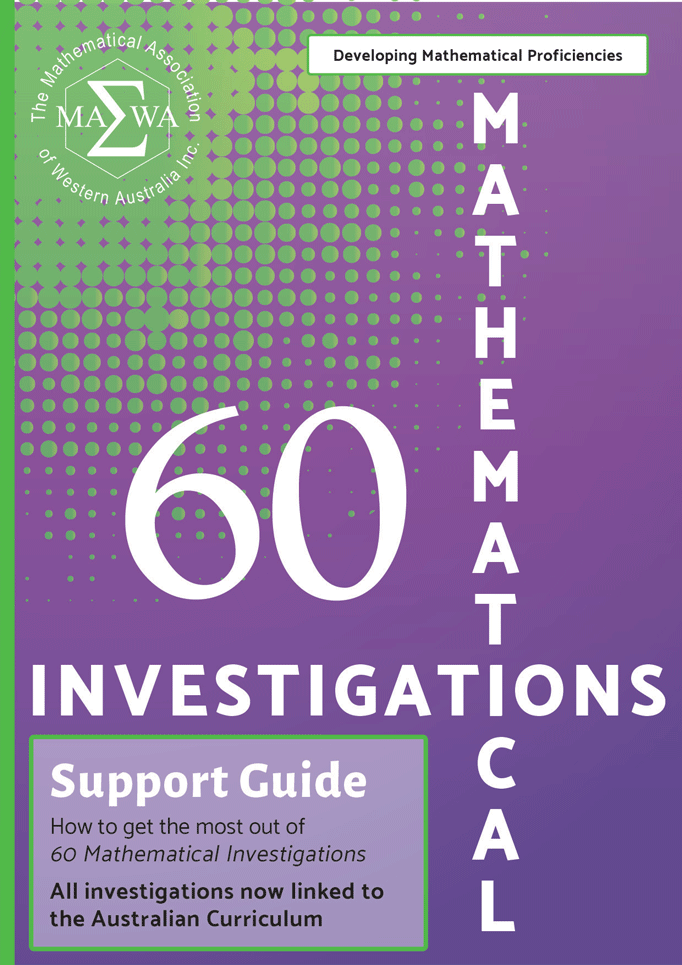 60 Mathematical Investigations Support Guide